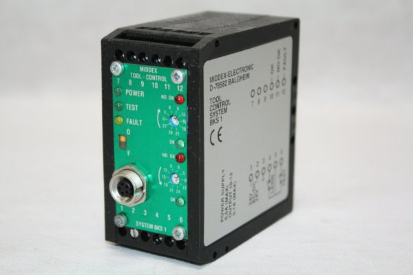 MIDDEX-Electronic Tool Control System BKS1 BKS 1 Power Supply