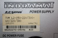 Indramat Power Supply TVM 1.2-050-220/300-W0/220/380