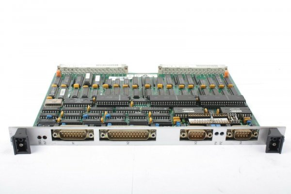 Gildemeister IL1 AES 1 IN0853524 I/O ADR 0E200 Platine
