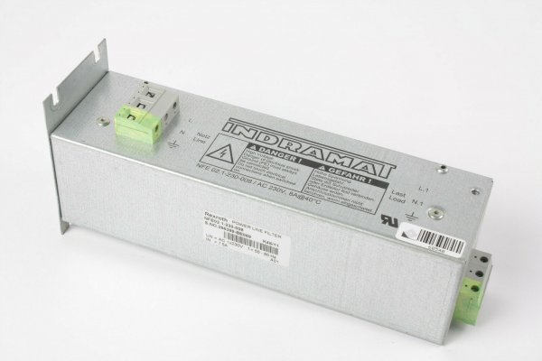 Rexroth Indramat NFE02.1-230-008 Power Line Filter AC 230V